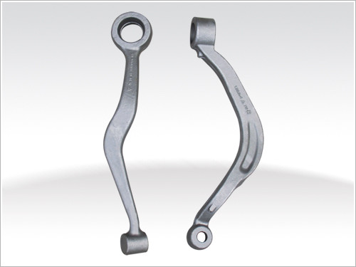 Auto parts forged by Lasco type forging hammer