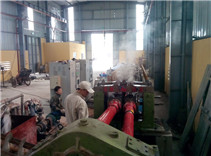 Anyang forging machines working in different forging factory