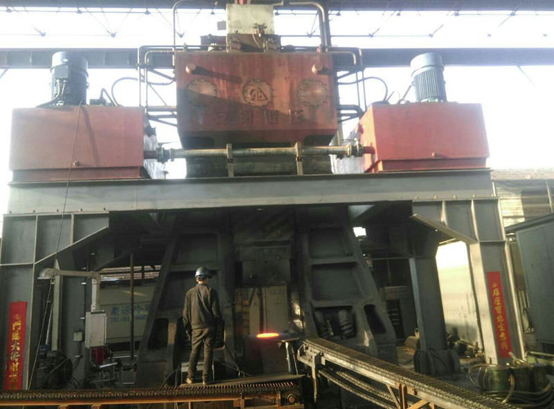 8t CNC Forging hammer power head conversion in China