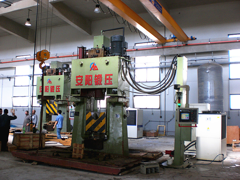 25,31.5,50kj Programmable die hammer forging line in Egypt