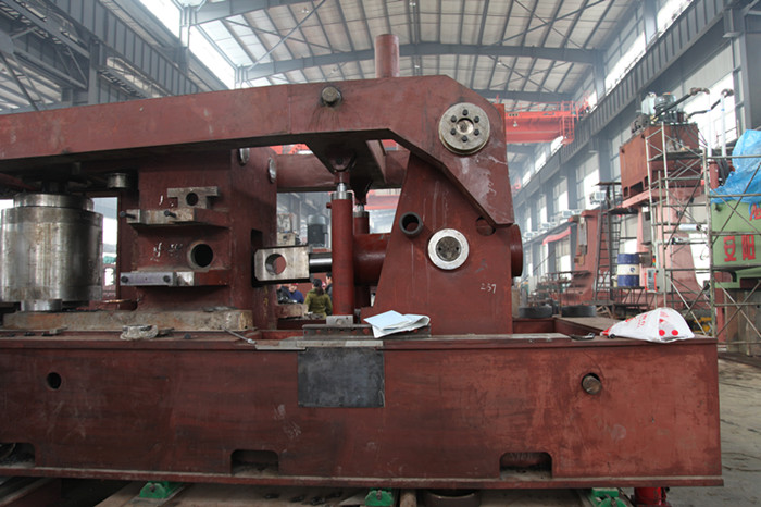 D53k-2000 full automatic ring rolling machine assembly
